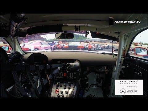 Race-media.tv Onboard Classix: Landgraf Mercedes-AMG GT3 24H Nürburgring 2018 Sandström Heyer Asch