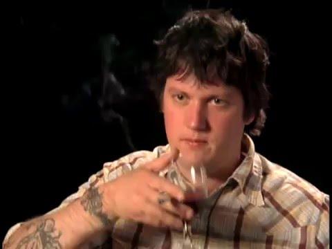 Isaac Brock Drunk During an Interview 2004