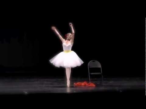 """""""DEGAS""""-Carolan Norris; 14 yo-Contemporary Ballet"""