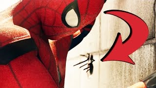 SPIDER-MAN: HOMECOMING Trailer 2 Easter Eggs & Theories