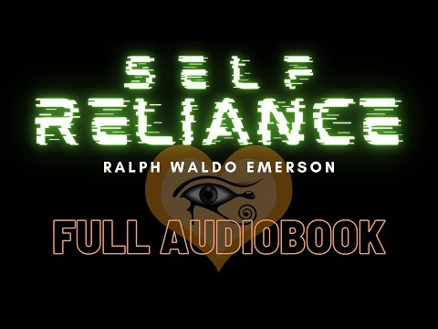 Self Reliance by Ralph Waldo Emerson (audiobook) read by Bootsy Greenwood
