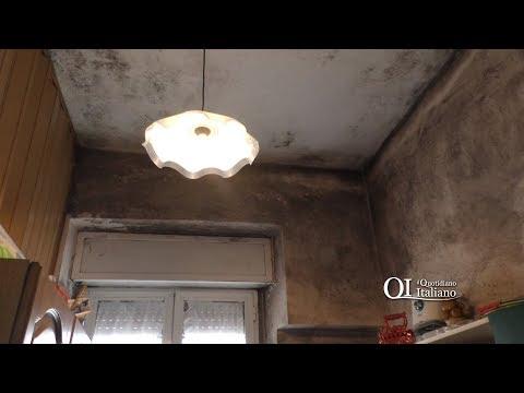 Bari, case popolari disastrate al Madonnella