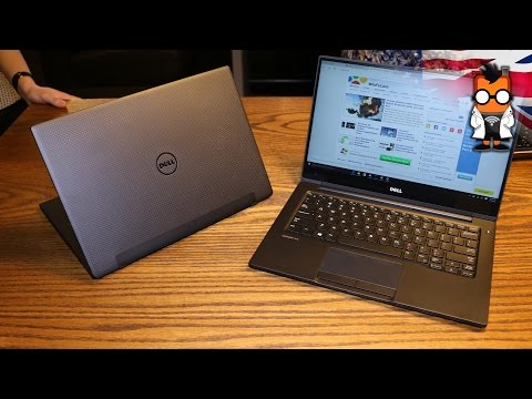 Dell Latitude 7370 hands on - CES 2016