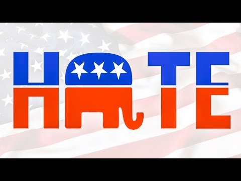 Has The Republican Party Become America's Largest Hate Group?