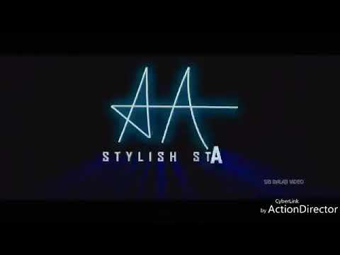 allu arjun aa signature youtube