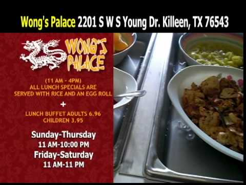 Killeen Delivery Chinese Food