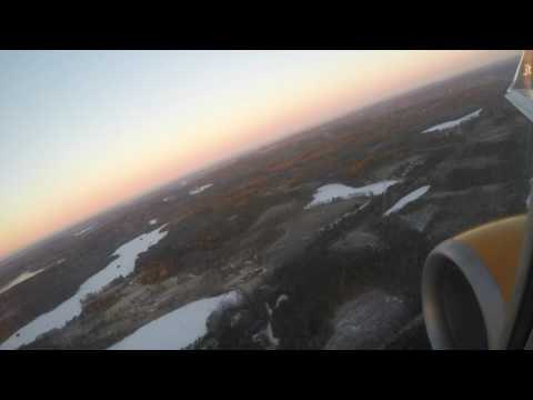 [Full flight] Jettime 737 (TUI) JTG749 | GOT Landvetter - LPA Gran Canaria | Amazing Sunrise!