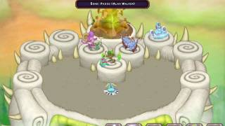 Faded in My Singing Monsters