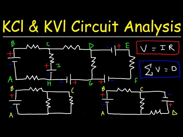 an analysis of ohms law application Ohm's law, the power formula, and series and parallel circuits 4 switches and receptacles 5 transformers 6 commercial circuits  book that was used is mechanical and electrical systems for construction managers third edition american technical publishers  but you can use other resources.