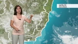Previsão Grande Vitória – Risco de chuva forte