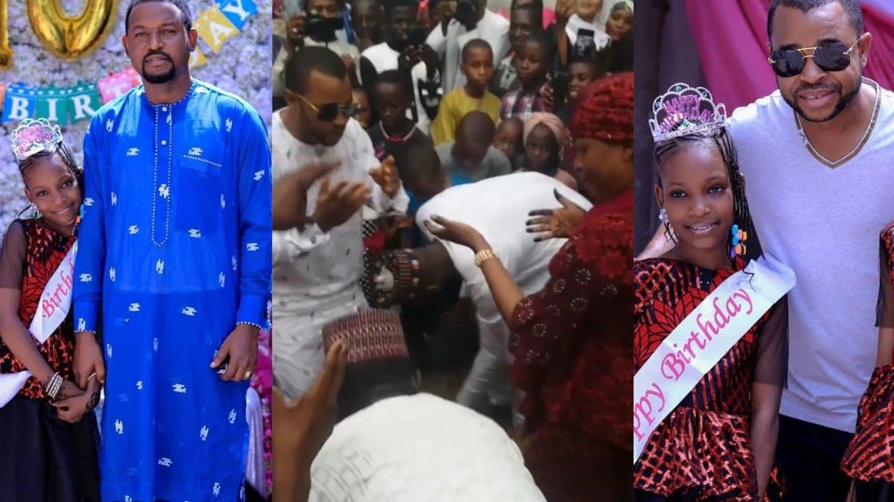 Download Kalli Yadda Sani Danja Da Matarsa Mansura Isa Suka Danse A bikin Birthday'n 'Yar Yakubu Mohammed 🤣