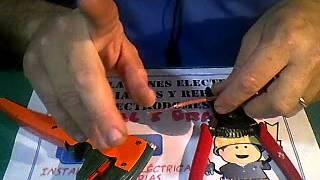 CURSO DE ELECTRICIDAD - HERRAMIENTAS - VIDEO 02