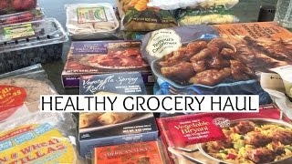 Whole Foods & Trader Joes Grocery Haul | Summer Saldana