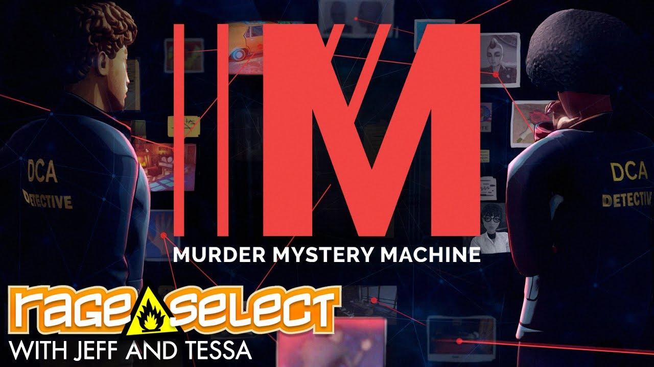 Murder Mystery Machine (The Dojo) Let's Play