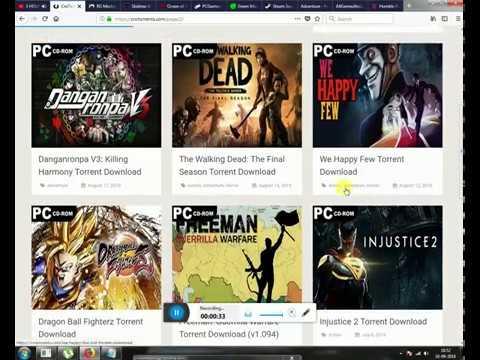 best torrent game downloading site