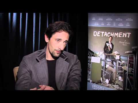 Detachment: Sit Down Interview Adrien Brody Part 2 [HD]