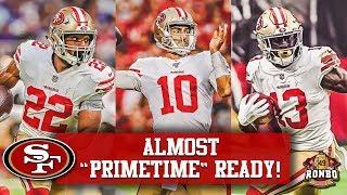 49ers vs Chiefs - Jimmy Garoppolo, Richie James Jr., Matt Breida Star In Victory
