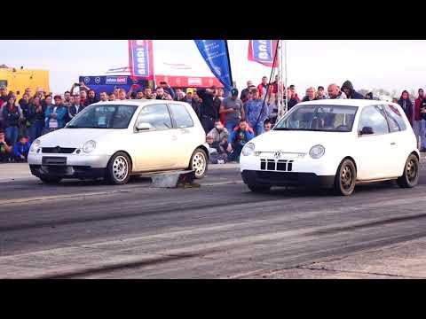 VW LUPO 2.0TDI 4x4 500HP 10.9 vs VW LUPO 2.0 TDI 500HP 11.9