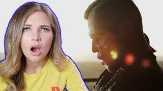 AMERICAN REACTS TO Kontra K ft. RAF Camora - Fame