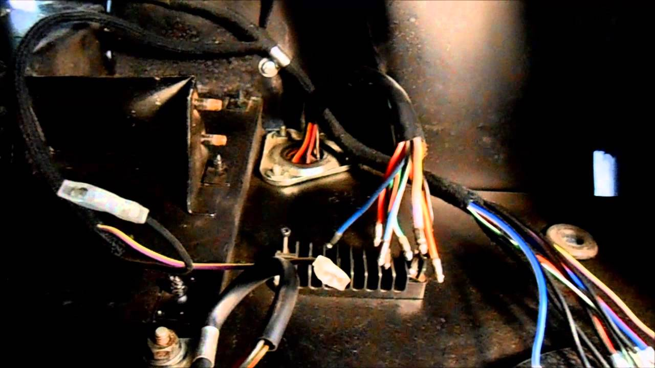 medium resolution of bettie my 63 jag e type restoration installing the bonnet wiring harness