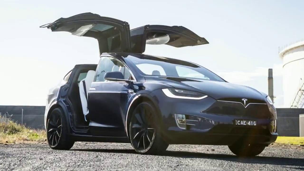 Tesla Model X P100d Review New 2018 Tesla Youtube