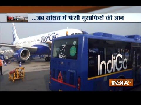 Jet Airways flight spins 360-degrees after skids off runway at Goa's Dabolim Airport Runway