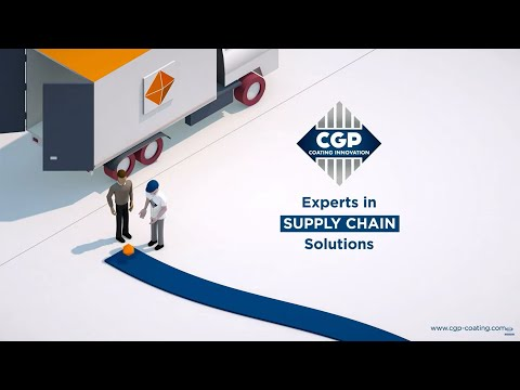 CGP COATING INNOVATION | Expert in supply chain solutions