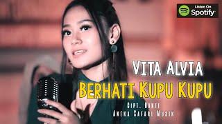 Berhati Kupu Kupu - Vita Alvia ( Official Music Video ANEKA SAFARI )