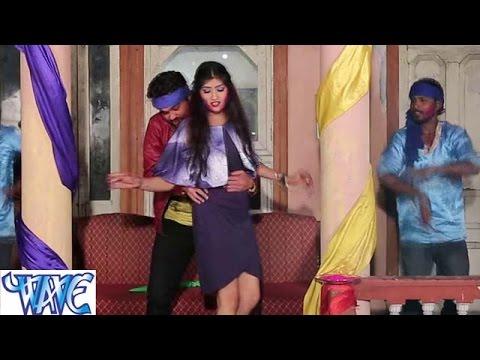 बोला आगे डाली की पीछा हो - Holiya Me Choliya Bhija Deta | Rajnish Raj | Bhojpuri Holi Song