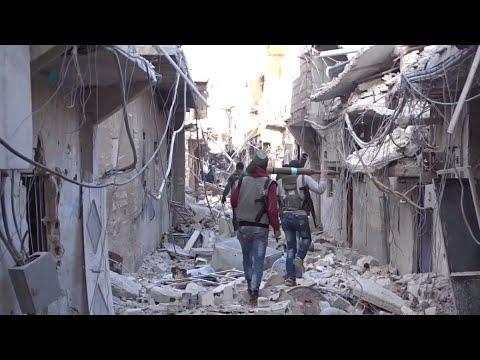 قوات النظام تواصل تصعيدها على الغوطة الشرقية  - نشر قبل 4 ساعة