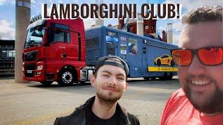 Lamborghini Club - #LessScott