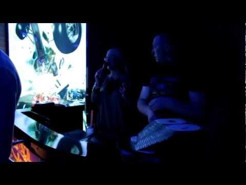 DJ Badflame & Ginger (Vocal Live) MK Bowling Grudziądz 19.01.2013