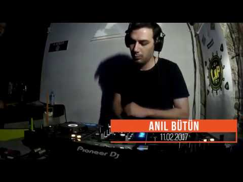 Up Shot Bar Live Sessions #009 - Anıl Bütün