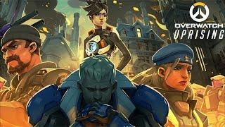 (Comic Dub) Overwatch: Uprising