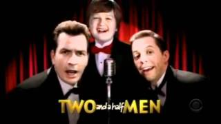 Every Two and a Half Men Intro Seasons 1-9 With Ashton Kutcher