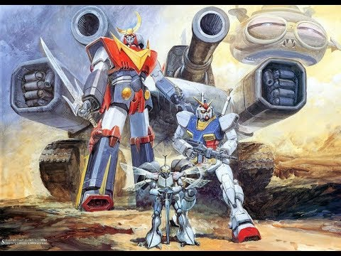 Super Robots And Real Robots: What's The Difference?