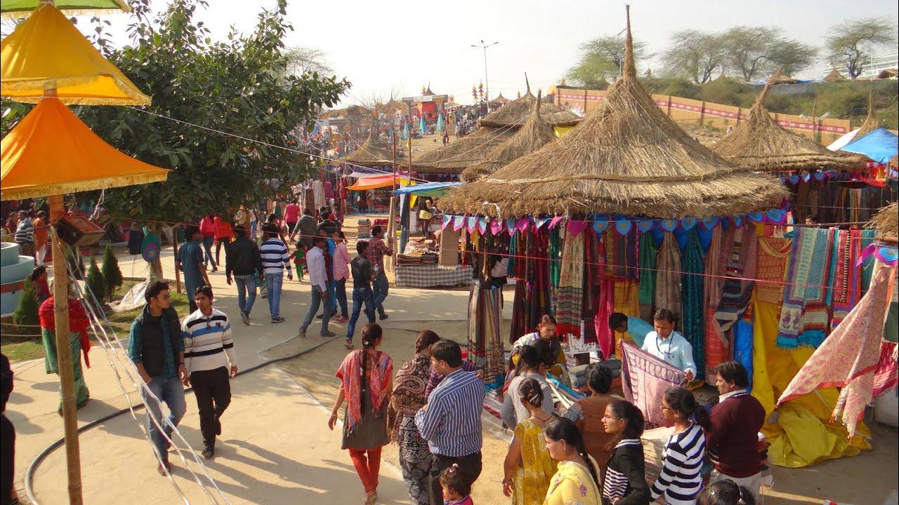 Surajkund crafts fair mela youtube for Decor international delhi