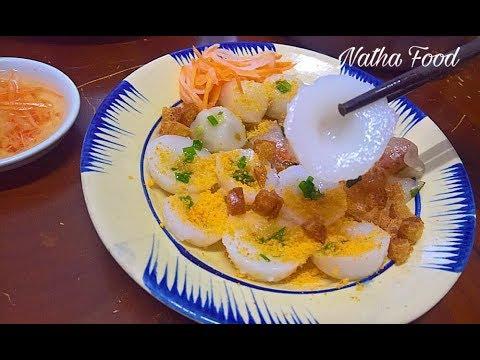 Bánh bèo Huế ngon lắm mà dễ làm lắm, ăn với nước mắm pha đặc biệt || Natha Food