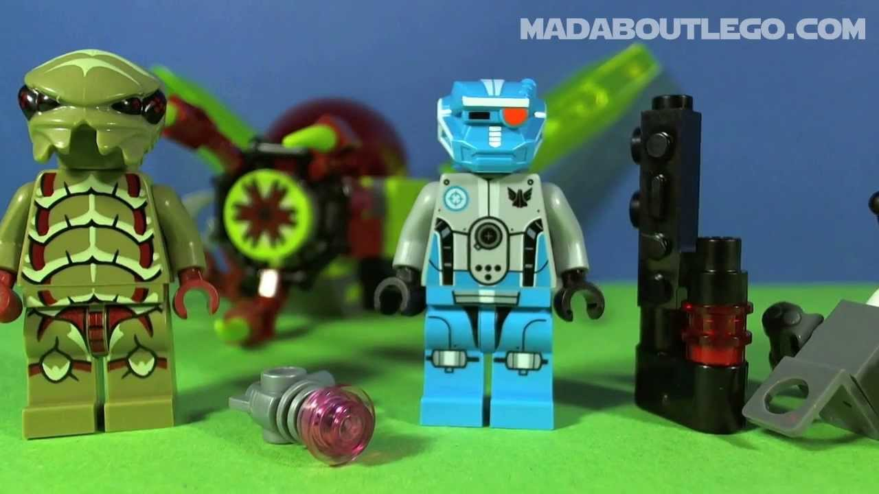 LEGO GALAXY SQUAD Space Swarmer. 70700 - YouTube