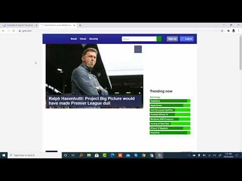 Unlimited Gmx Account Create With Out Verify | Create Free Unlimited Gmx Mail