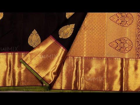 #1001 Unboxing Silk Saree - Kanchipuram   Kanjivaram Sarees Online Shopping