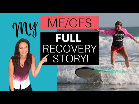 How I Cured Chronic Fatigue Syndrome The FULL story