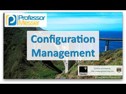 Descargar Video Configuration Management - CompTIA Network+ N10-006 - 2.3