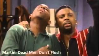 Repeat youtube video Martin Episode - Dead Men Don't Flush