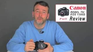 Best Canon 1300D Review / Review of the Canon EOS Rebel T6 DSLR camera - Youtube