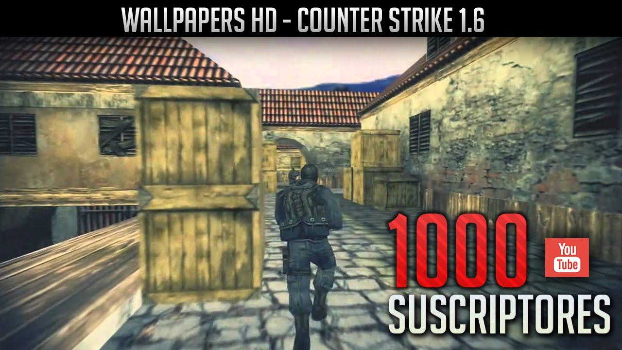 1000 Suscriptores Pack De Wallpapers Counter Strike 16