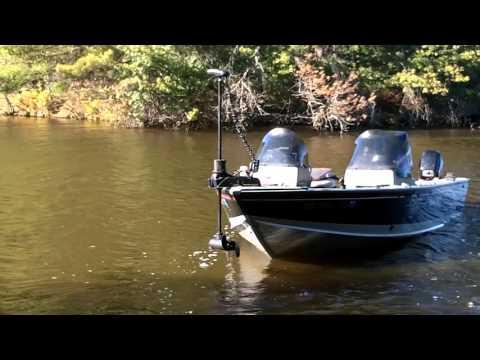 Minn Kota Ulterra - unmanned boat launch - boat landing