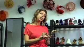 West Coast Swing - как выбрать туфли для танца с Ириной Авдеевой