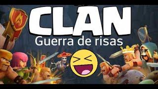 Guerra de risas | Guerra de clanes #4 | Clash of Clans