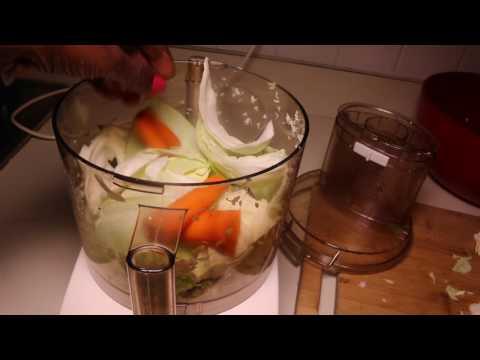 How to make coleslaw -Episode 12